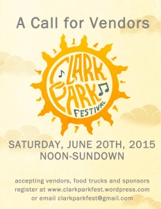 A Call for Vendors